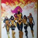 X-Men Pixie X-23 Marvel Comic Poster by Stuart Immonen