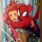 Mary Jane Spider-Man Marvel Comics Poster by Takeshi Miyazawa