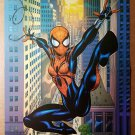 Spider-Girl Marvel Comics Poster by Ron Frenz