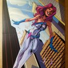Jewel Marvel Comic Poster by Mark Bagley