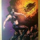 Power Princess Marvel Comic Poster by Gary Frank