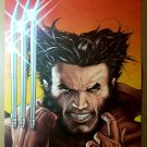 Wolverine Come Here Marvel Comics Poster by Steve McNiven