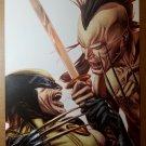Wolverine Marvel Comic Poster by Doug Braithwaite