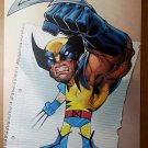 Wolverine Marvel Comic Poster by Todd Nauck