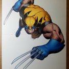 Wolverine X-Men Marvel Comics Poster by Ed McGuinness