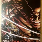 Wolverine Omega Red Maverick X-Men Marvel Comics Poster by Mike Deodato