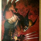 Wolverine Marvel Comic Poster by Michael Turner