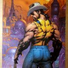 Wolverine Cowboy Hat Marvel Comics Poster by Marc Silvestri