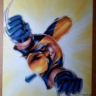Wolverine Marvel Comics Poster by John Cassaday