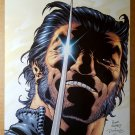 Wolverine single claw Marvel Comics Poster by Frank Quitely