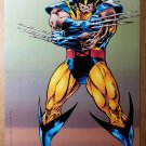 Wolverine Bone Claws Marvel Comics Poster by Mark Texeira