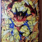 Wolverine Breaking Window glass Marvel Comics Poster by John Romita Jr