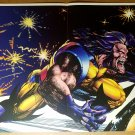 Wolverine Marvel Comics Poster by Dwayne Turner