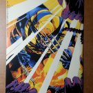 Wolverine Bone Claws X-Men Marvel Comics Mini Poster by Adam Kubert