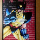 Wolverine Brick Wall X-Men Marvel Comics Mini Poster by Time Sale