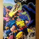 Wolverine Rogue Cyclops X-Men Marvel Comics Mini Poster by Mike Wieringo Ringo