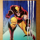 Wolverine Slashing X-Men Marvel Comics Mini Poster by John Romita Jr