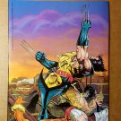 Wolverine X-Men Marvel Comics Mini Poster by Andy Kubert