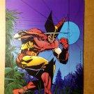 Wolverine X-Men Marvel Comics Mini Poster by Walt Simonson
