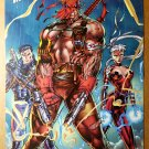 Wildcats Image Comic Poster by Jim Lee