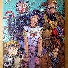 Wildcats Wildstorm Comic Poster by Jim Lee