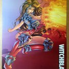 Witchblade Image Comic Poster by Michael Turner