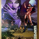 Vampirella Comic Poster by Michael Bair