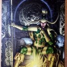 Loki Thor First Thunder Realm Eternal Marvel Comics Poster by Jay Anacleto