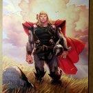 Avengers Thor 10 Ragnarok Marvel Comics Poster by Olivier Coipel