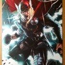 Thor Avengers Son of Asgard Marvel Comics Poster by Marko Djurdjevic