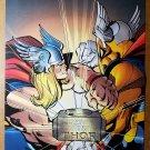 Avengers Thor Hammer Mjolnir Marvel Comics Poster by Walter Simonson