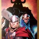 Avengers Thor Marvel Comic Poster by Olivier Coipel