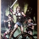 The Warriors Teen Marvel Comics Poster by Adi Granov