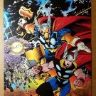 Thor Beta Ray Bill Marvel Comic Poster by Walter Simonson