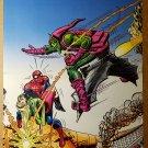Amazing Spider-Man 122 Green Goblin Marvel Comics Poster by John Romita Sr