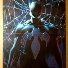 Amazing Spider-Man 539 in Black Costume Marvel Comics Poster by Ron Garney