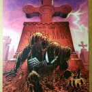 Here Lies Spider-Man Marvel Comics Poster by Mike Zeck