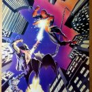 Spider-Man Vs Green Goblin Marvel Comics Poster by Alex Ross