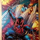 Spider-Man 2099 Marvel Comics Poster by Mike Wieringo