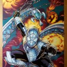 Spider-Man Armor Marvel Comics Poster by Mike Wieringo