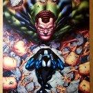 Spider-Man Sandman Marvel Comics Poster by Patrick Sherberger