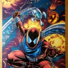 Spider-Man Scarlet Clone Marvel Comics Poster by Mike Wieringo