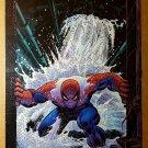 Spider-Man sewers Marvel Comics Poster by John Romita Sr