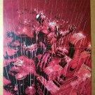 Spider-Man Ben Parker Grave Marvel Comics Poster by Mike Deodato Jr