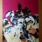 Spider-Man Marvel Comics Poster by Frank Miller