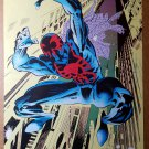 Amazing Spider-Man 2099 Marvel Comics Poster by Rick Leonardi