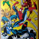 Spider-Man Carnage Venom Dr Octopus Hobgoblin Marvel Comics Poster by Mark Bagley