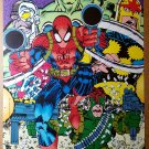Spider-Man Nova Deathlok Hulk Marvel Comics Poster by Erik Larsen