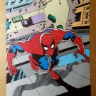 Amazing Spider-Man Marvel Comic Mini Poster by Keith Pollard