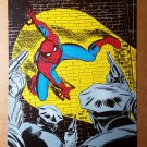 Amazing Spider-Man Marvel Comics Mini Poster by Keith Pollard